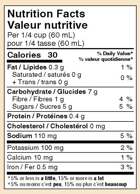 mikes-salsa-medium-anise-salsa_nutrition-facts
